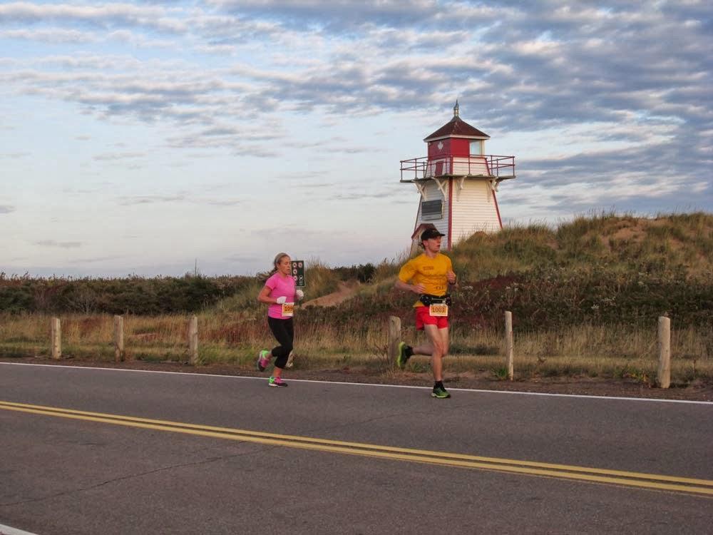 prince edward island PEI Marathon