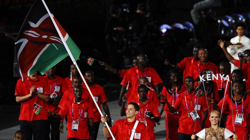 team kenya rio olympics 2016