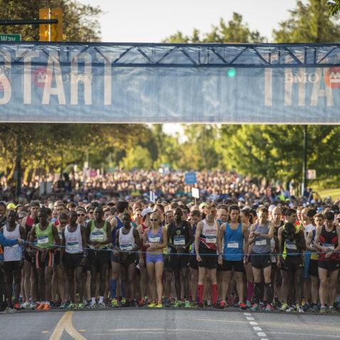 British Columbia marathons