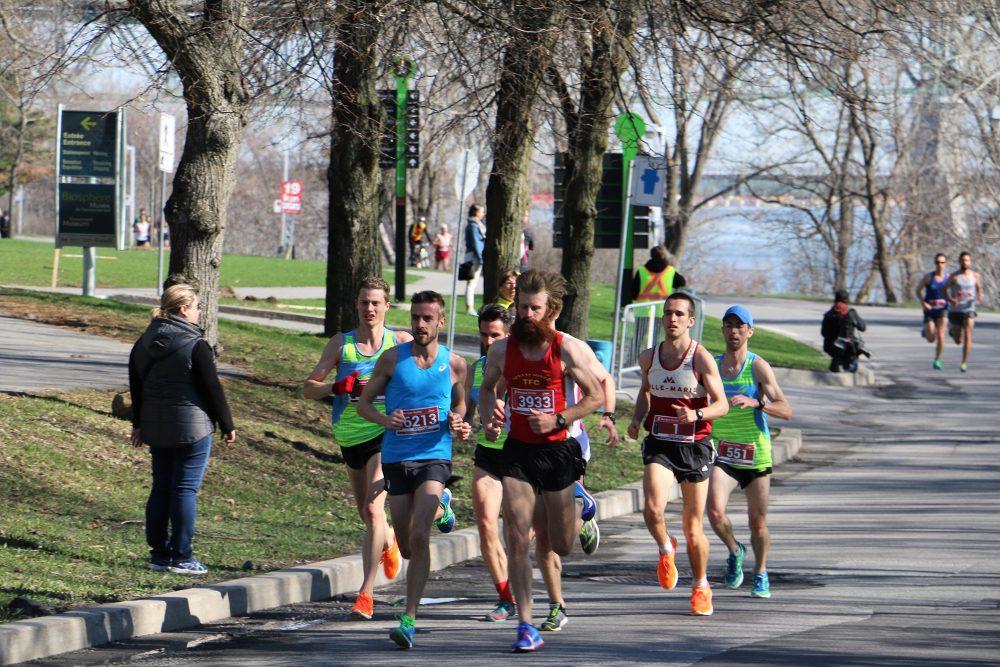 Montreal Half-Marathon.