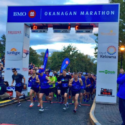 Okanagan Marathon