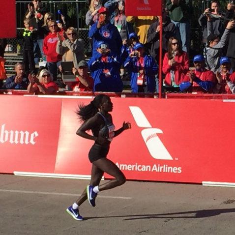 2016 Chicago Marathon