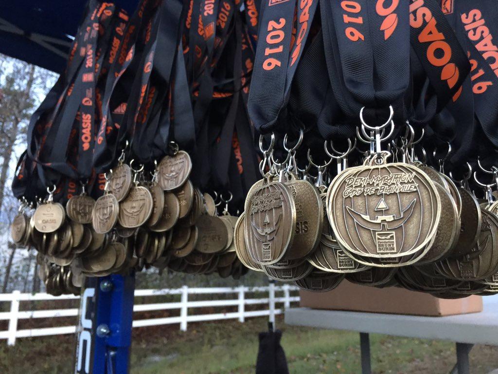 demi blainville medals
