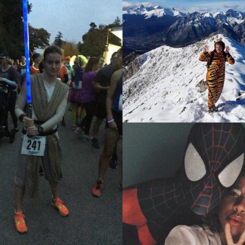 Halloween Running Costumes