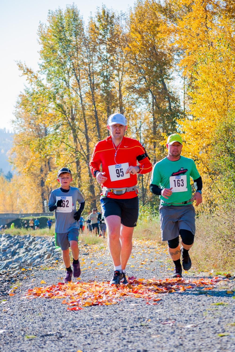 Fernie Half-Marathon
