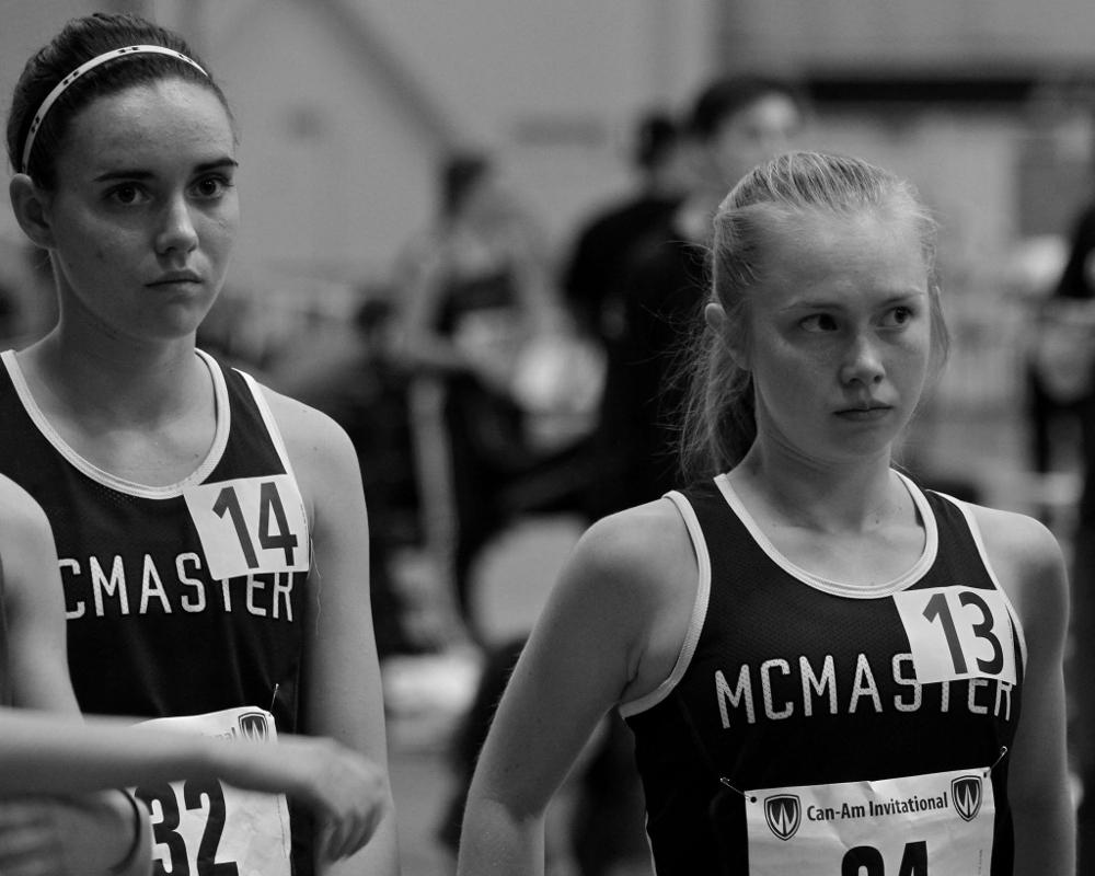 McMaster Indoor Track