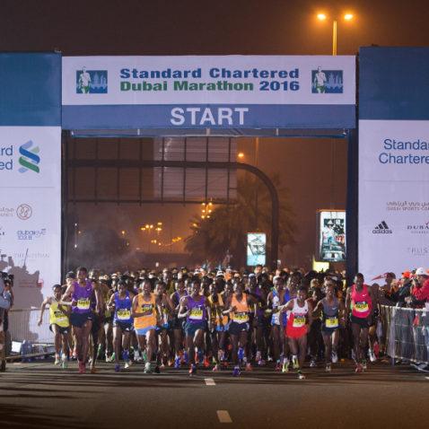 Dubai Marathon Stream