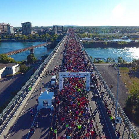 Quebec Marathons
