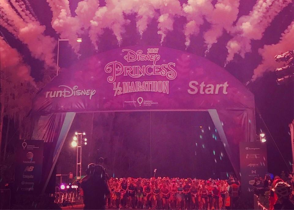 Disney Princess Half-Marathon