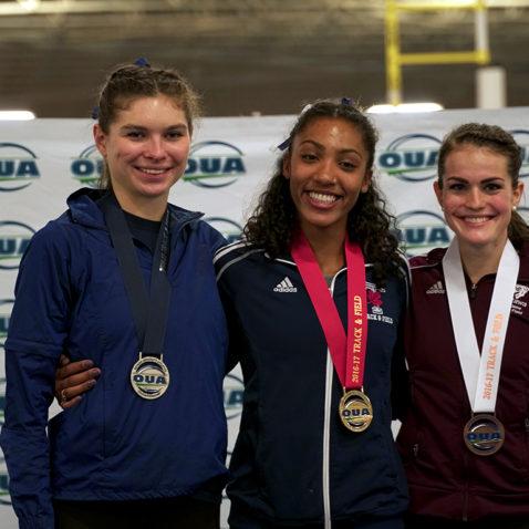 OUA Track Championships