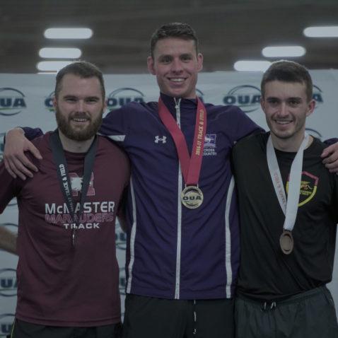 OUA Men's 1500m