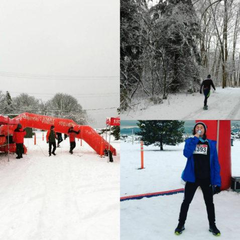 Hypothermic Half-Marathon