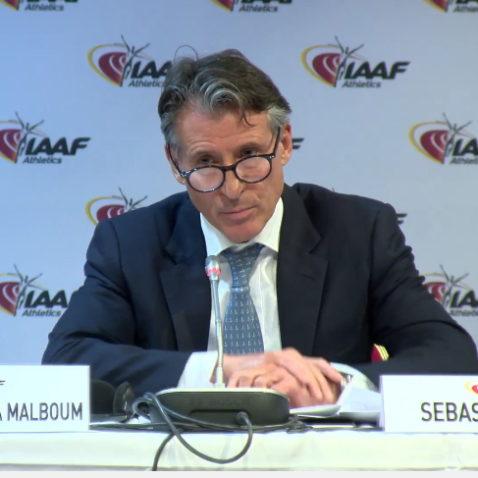 IAAF Allegiance transfers