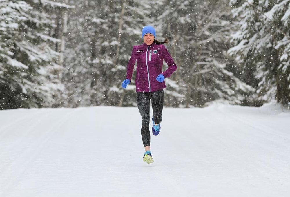 Canadian runners Strava