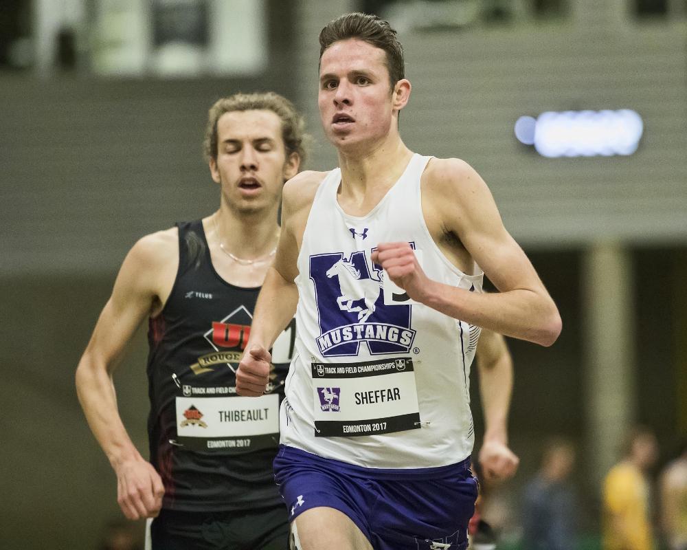 U Sports 3,000m