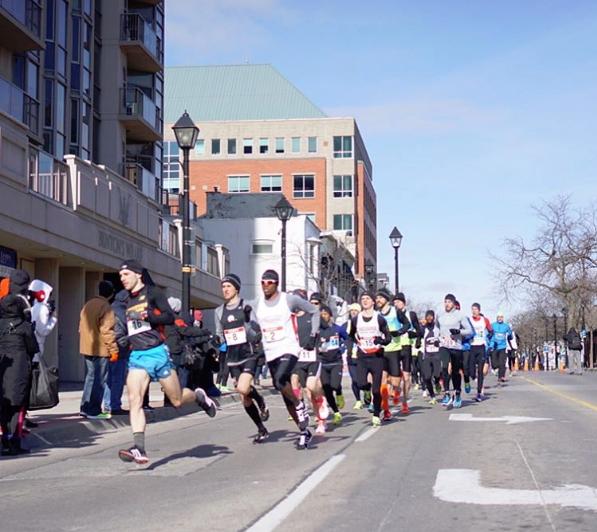 Chilly Half-Marathon