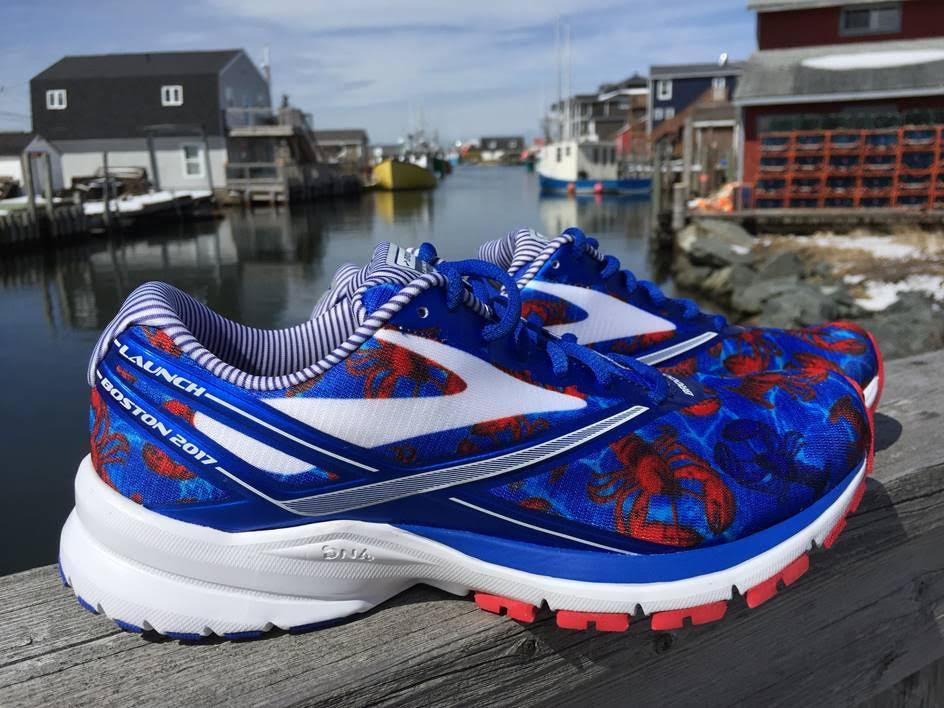 Boston shoe