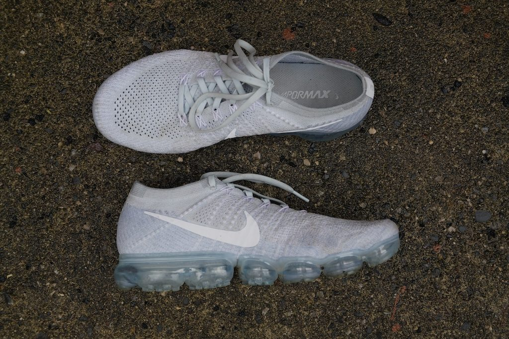 0ae270fc3e7 What it s like to run in the captivating Nike Air VaporMax ...