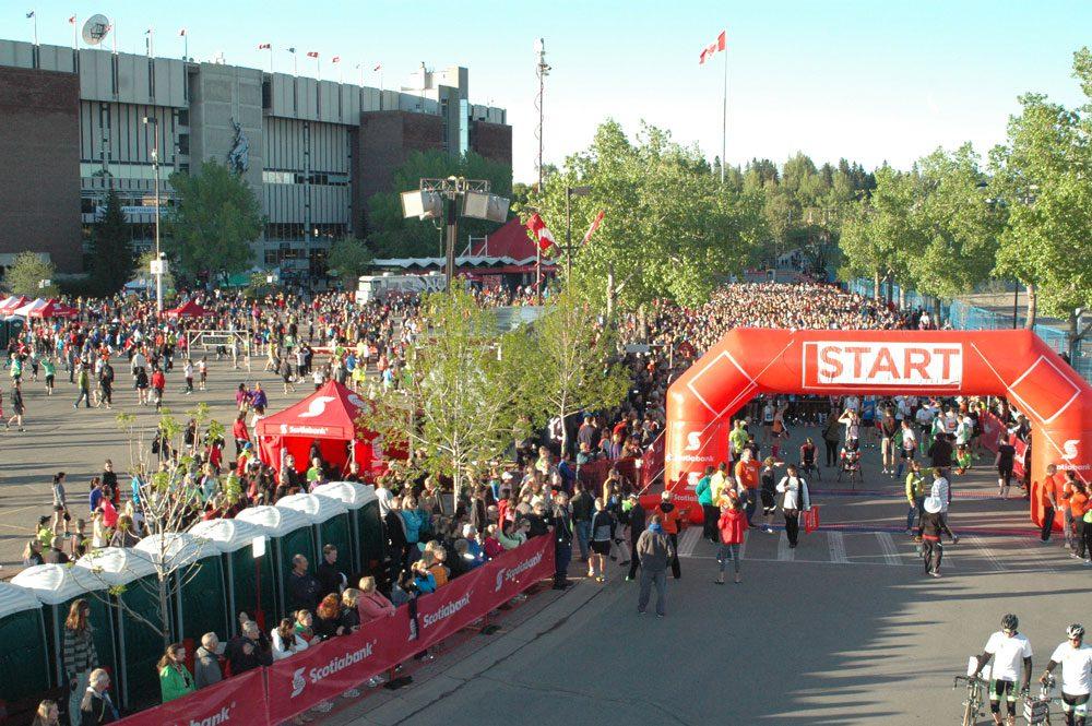 Scotiabank Calgary Marathon releases 2020 medal design - Canadian Running Magazine