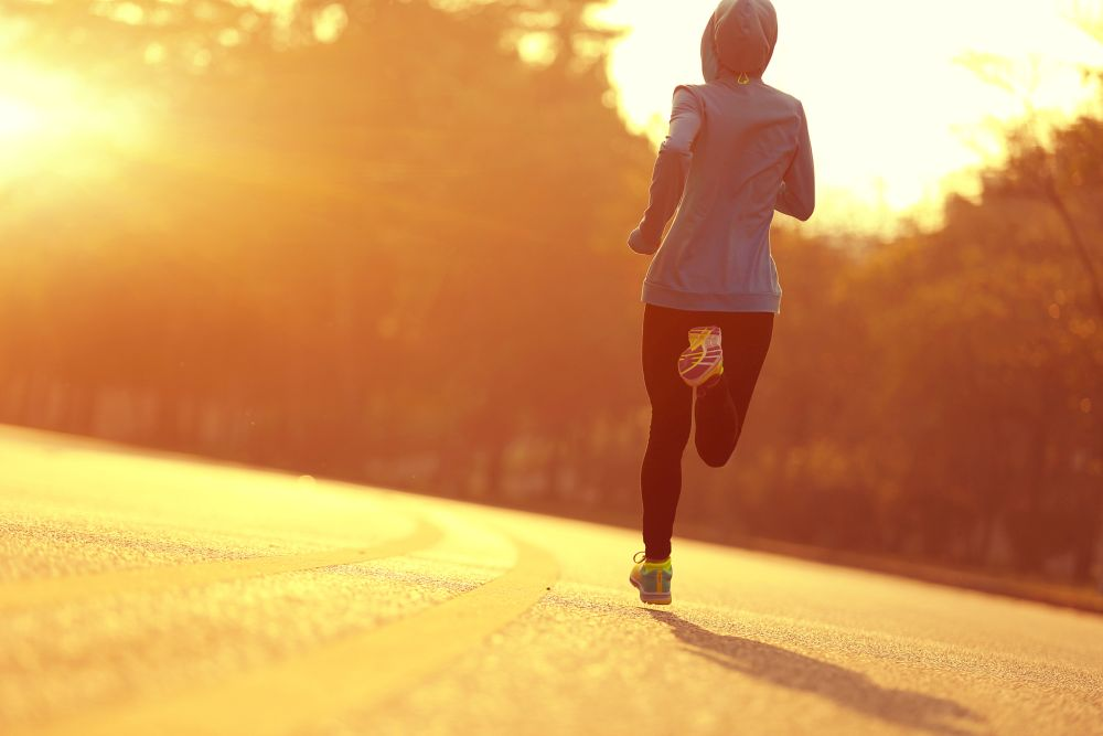how to safely return to running after taking time off canadian