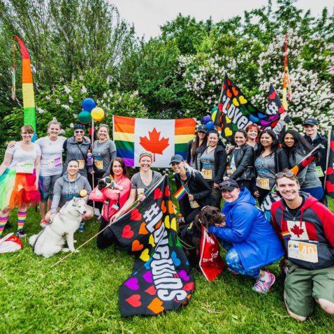 Edmonton Pride Run