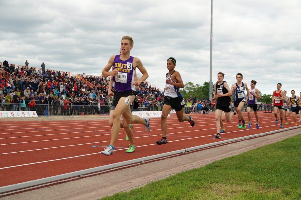 OFSAA Senior Boys 1500m