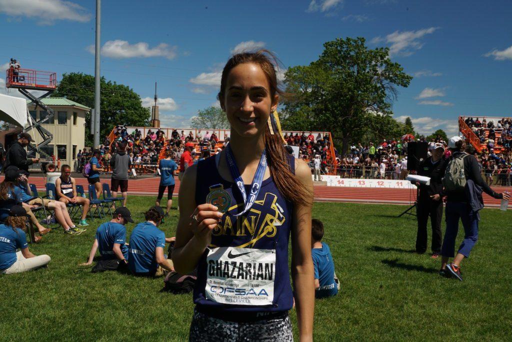VIDEO: Post-race interviews with Ontario's Grade 11-12 3K winners