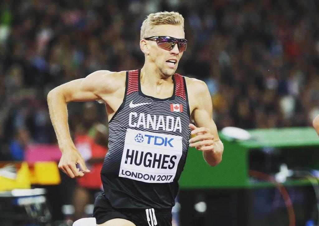 Canadian medals IAAF World Championships