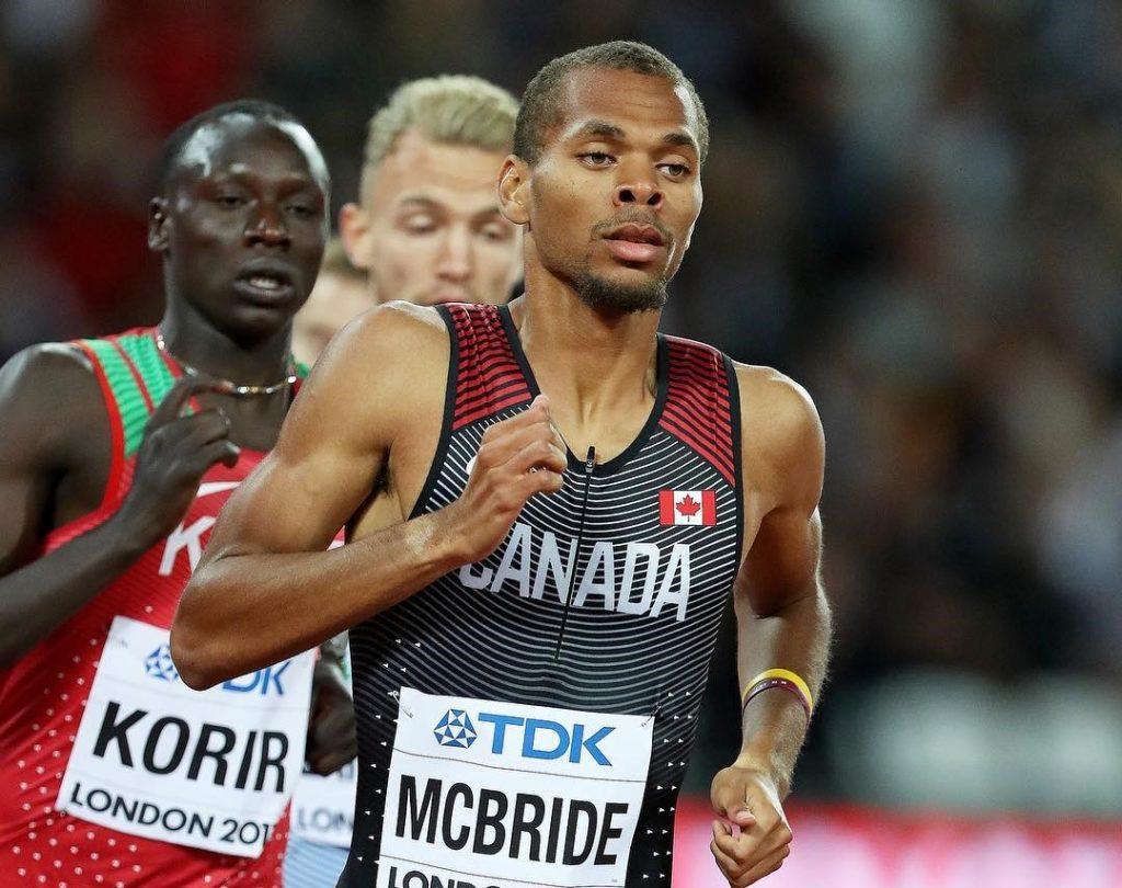 IAAF World Championships 800m