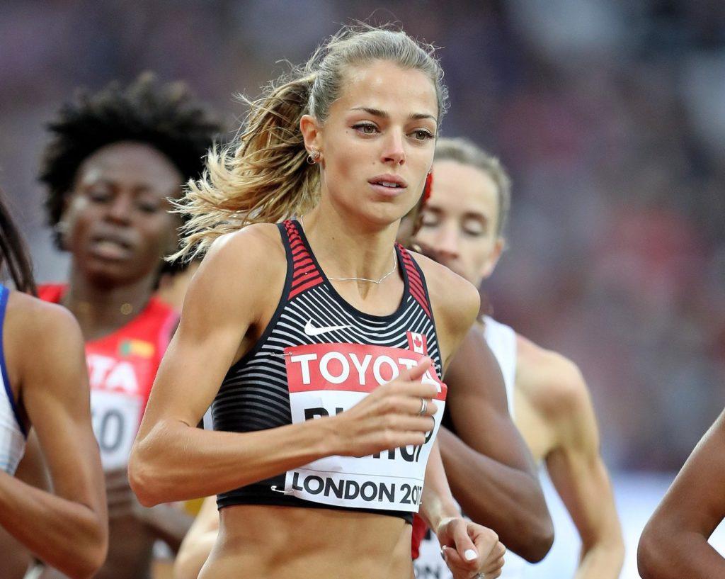800m silver medallist Niyonsaba goes public about her hyperandrogenism