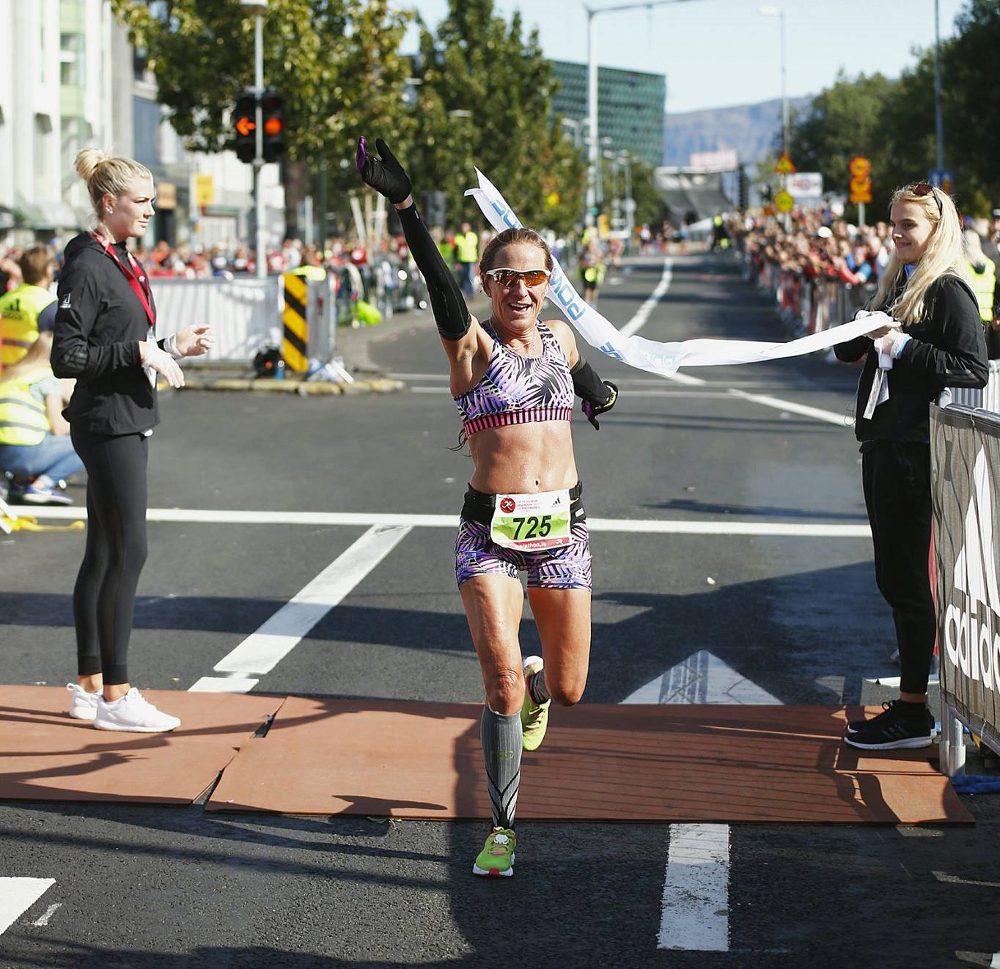 Canadian Natasha Yaremczuk dominates in Iceland