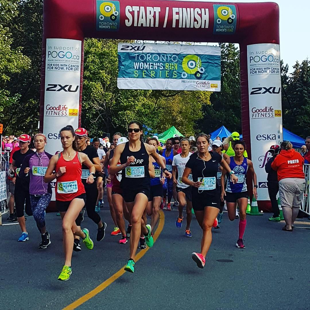 Toronto Women's Run