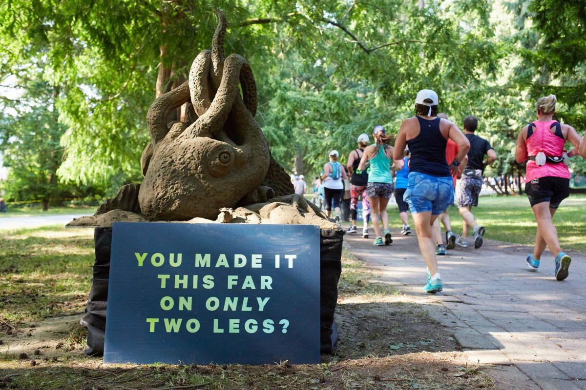 Seawheeze Half-Marathon