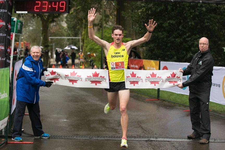 new balance toronto marathon
