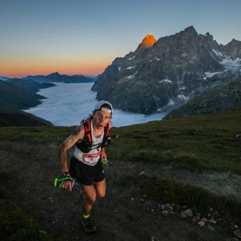 Ultra-Trail du Mont Blanc Course
