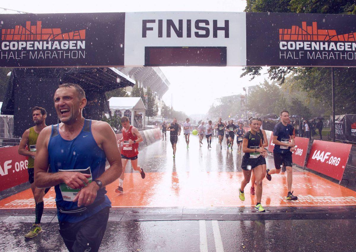 Copenhagen Half-Marathon
