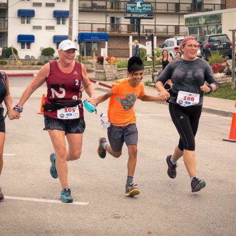 Tobermory Trail Half-Marathon