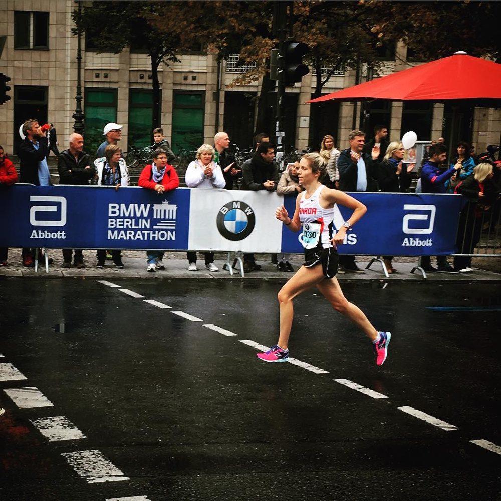 Berlin Marathon Results