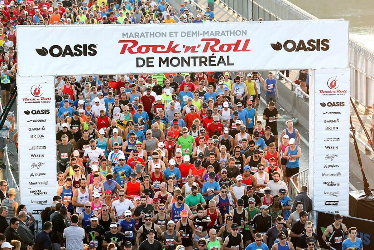 Rock 'n' Roll Montreal Marathon