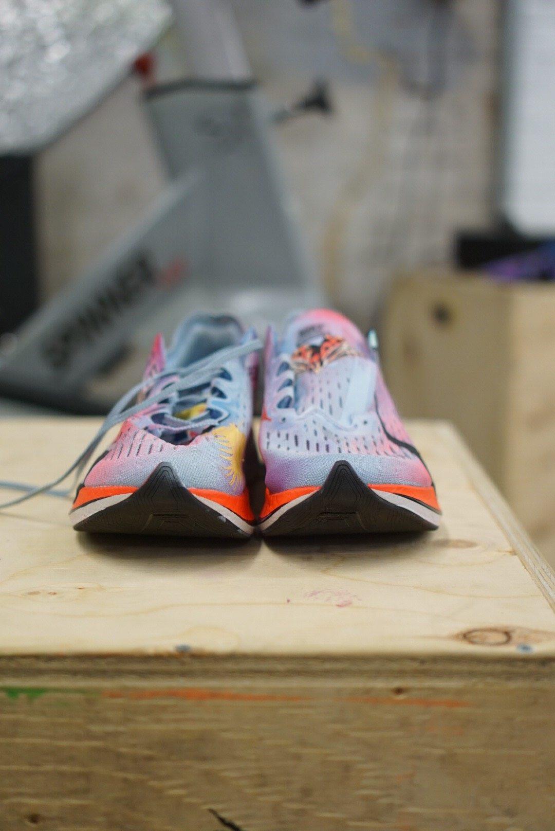 Custom Nike Vaporfly 4%