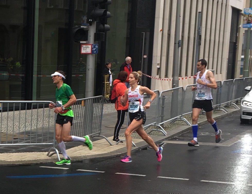 How Sarah Elliott improved 47 minutes to become a 2:50 marathoner