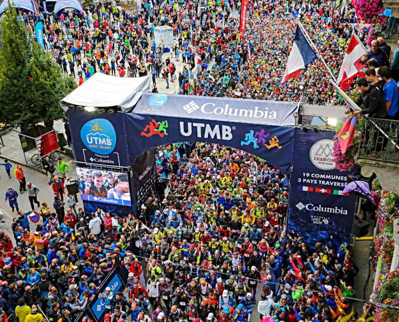 Ultra-Trail du Mont Blanc