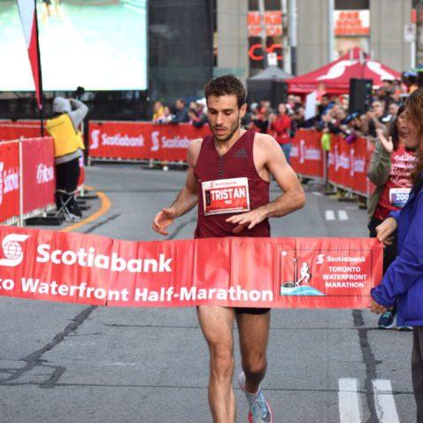 Toronto Waterfront Half-Marathon