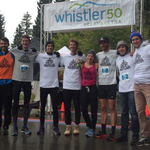Whistler 50 Relay