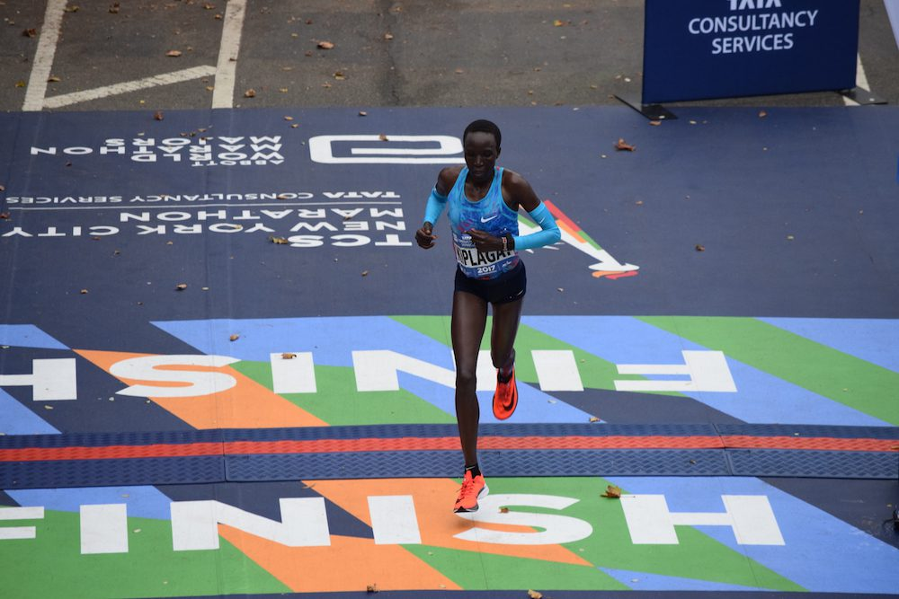 New York City Marathon Facts