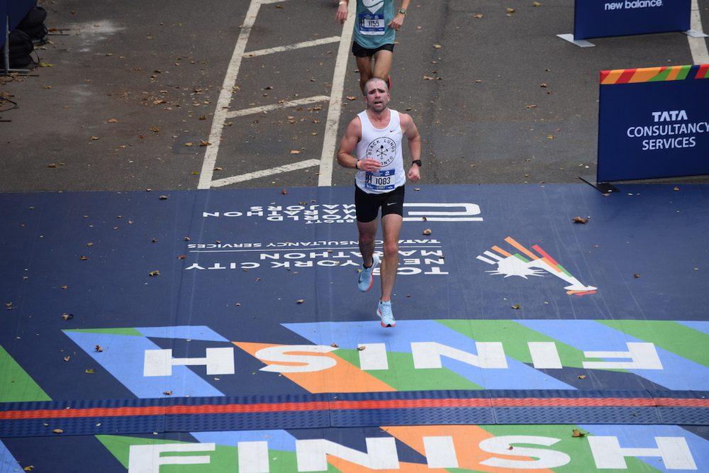 Canadians New York City Marathon