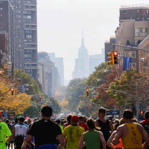 New York City Marathon Canadians