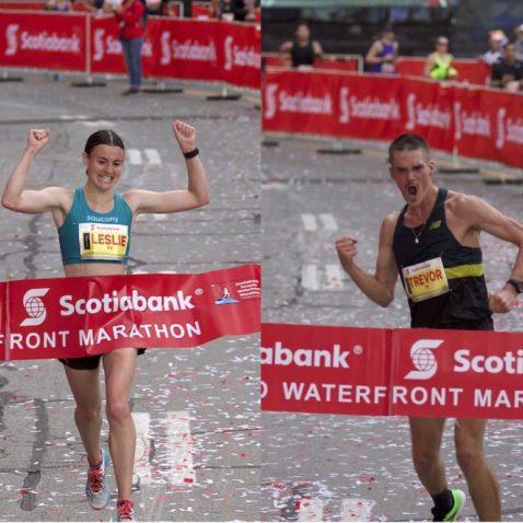 Fastest Marathoners Canada