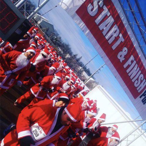 Santa Pur-Suit