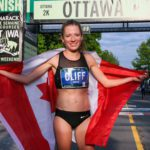 Rachel Cliff at 2018 Tamarack Ottawa Race Weekend. Photo: Victah Sailor/PhotoRun